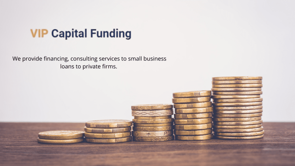 How Joshua Triplett Principal Managing Partner of VIP Capital Funding