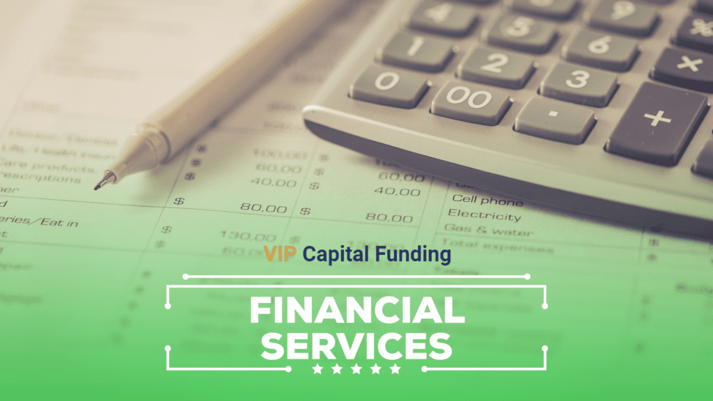 Why VIP Capital Funding is the most personable and dedicated financial services company