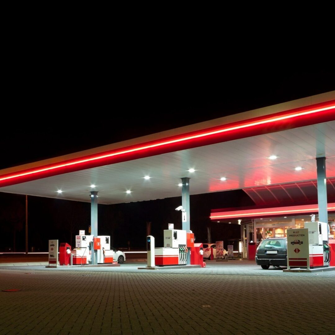 Gasoline Stations with Convenience Stores